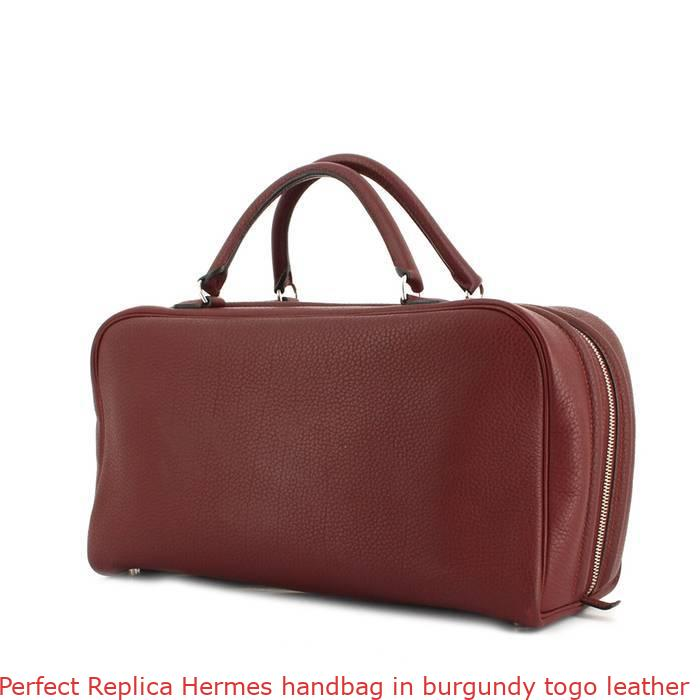 86f118f48655 Perfect Replica Hermes handbag in burgundy togo leather – Hermes Replica  Bags – Hermes Replica Belts – Best Hermes Replica for Cheap